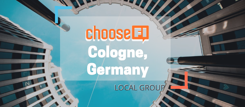 An image related to the ChooseFI - Cologne, Germany