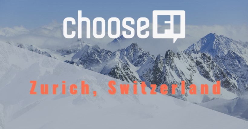 An image related to the ChooseFI -  Zurich, Switzerland