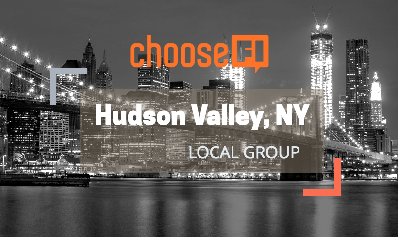 An image related to the ChooseFI - Hudson Valley , NY