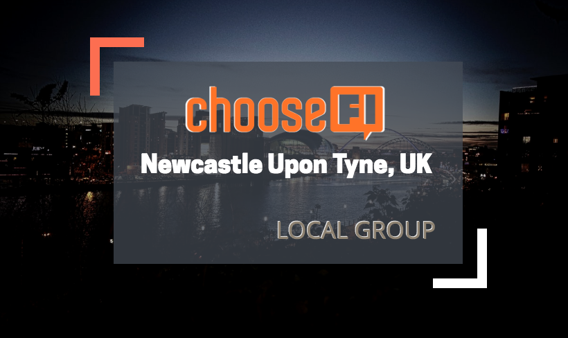 An image related to the ChooseFI - Newcastle Upon Tyne, UK