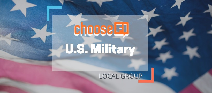 An image related to the ChooseFI - US Military