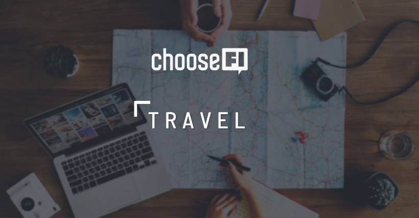 An image related to the ChooseFI Travel